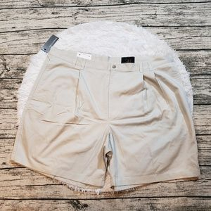 NWT Greg Norman Men's Khaki Shorts